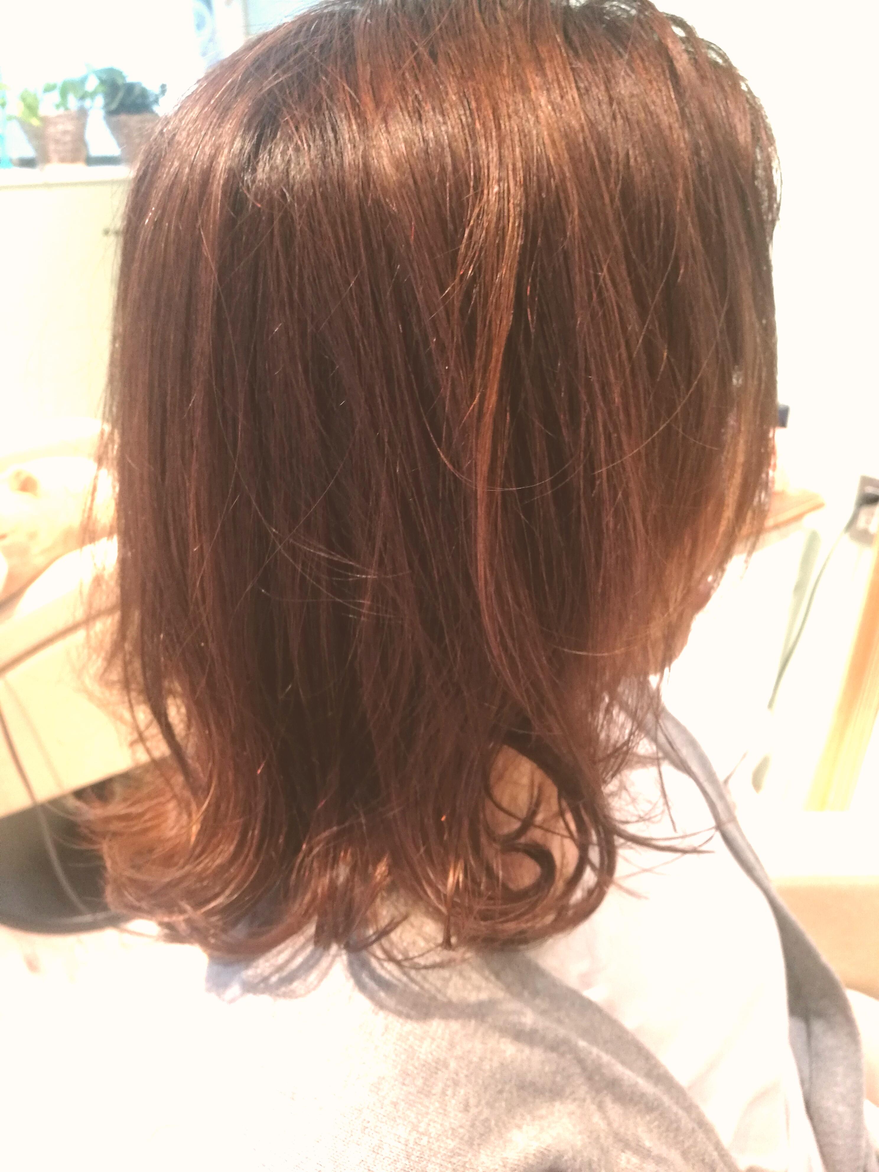 パーソナルトレーナー ヨシカ ✂断髪式✂